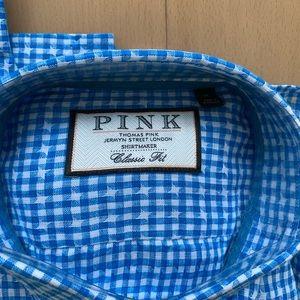 Thomas Pink shirt.